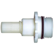 Brass Craft ST0943 Plumb Shop Peer Lavatory And Sink Hot Or Cold Stem