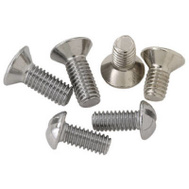 Brass Craft SC0401 Plumb Shop Assorted Chrome Faucet Handle Screws