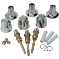Brass Craft SK0273 Plumb Shop Price Pfister Chrome Tub And Shower Kit