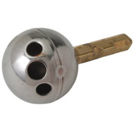 Brass Craft SL0106 Plumb Shop Single Lever Stainless Steel #212 Ball