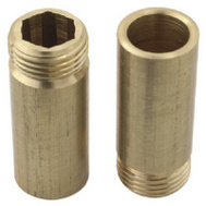 Brass Craft SCB1770 Plumb Shop 1/2 Inch By 24 Threads Brass Seat Streamway
