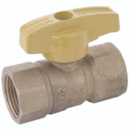 Brass Craft PSBV503-12 Plumb Shop 3/4 Inch Female Iron Pipe Gas Ball Valve