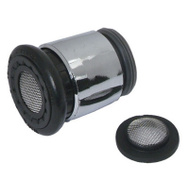 Brass Craft SF0325 2 Stage Faucet Aerator With 15/16-27 Male Or 55/64-27 Female Thread