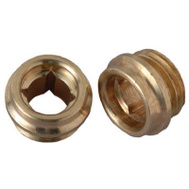 Brass Craft SCB1311X 10 Pack 1/2 Inch By 20 Threads Brass Seat Price Pfister