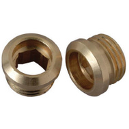 Brass Craft SCB1043X 10 Pack 1/2 Inch By 20 Threads Brass Seat Eljer