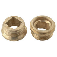 Brass Craft SCB1159X 10 Pack 1/2 Inch By 27 Threads Brass Seat Kohler