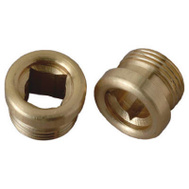 Brass Craft SC1136X 2 Pack 1/2 Inch By 27 Threads Faucet Seat Indiana Brass