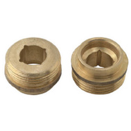 Brass Craft SC1158X 2 Pack 5/8 Inch By 27 Threads Faucet Seat Kohler