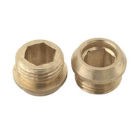 Brass Craft SC1456X 2 Pack 17/32 Inch By 20 Threads Faucet Seat Savoy