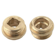 Brass Craft SC1516X 2 Pack 1/2 Inch By 20 Threads Faucet Seat For Sayco