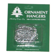 Holiday Trims 3926000 100CT SLV Ornament Hook