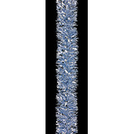 Holiday Trims 3583501 Garland Holiday Blue 4Inx10ft