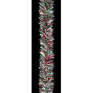 Holiday Trims 3581430 Garland Holiday Red/Green 10Ft