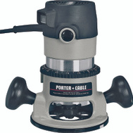 Porter Cable 9690LR 1 3/4 Hp Fixd Base Routr With Case