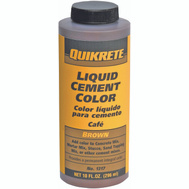 Quikrete 1317-01 Brown Cement Color