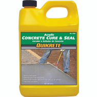 Quikrete 8730-2 Concrete Cure And Seal Gal