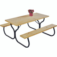 Jack Post FC-30 Frame Kit Picnic Table Blk Hvy