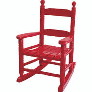 Jack Post KN-10-R Chair Rocker Child Red