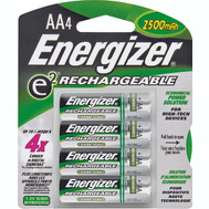 Energizer NH15BP-4 Nickel Metal Aa Battery Pack Of 4