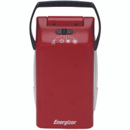 Energizer FL452WRBP Weather Ready Lantern 9Led Folds 4D Batt Red