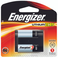 Energizer EL2CR5BP Lithium Photo 6 Volt Photo Electronic Battery El2cr5