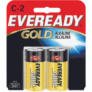 Energizer A93BP-2 Eveready Eveready Alkaline C Battery 2 Pack