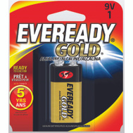Energizer A522BP Eveready Eveready Alkaline 9 Volt Pack