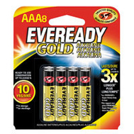 Energizer A92BP-8 Eveready Eveready Alkaline Aaa Battery 8 Pack