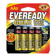 Energizer A91BP-8 Eveready Eveready Alkaline Aa 8 Pack