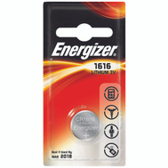 Energizer ECR1616BP Battery Watch Lithium 3V 1616
