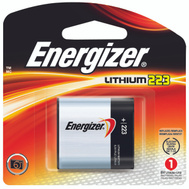Energizer EL223APBP Battery Lithium Photo 6V El223