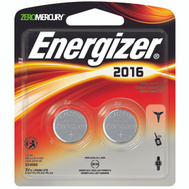Energizer 2016BP-2 Battery Watch Lithium 2016 Cd2 2 Pack