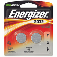 Energizer 2032BP-2 Battery Watch Li 3V 2032 Cd/2 2 Pack