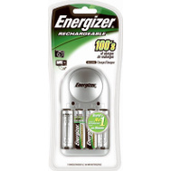 Energizer CHVCWB2 Value Charger Overnight Nimh Aa/Aaa Charger