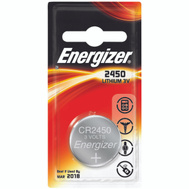 Energizer ECR2450BP Watch Electronic Battery 2 Volt