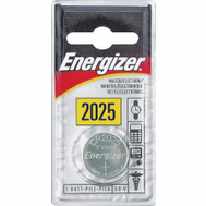 Energizer ECR2025BP Batt Li Watch & Calculator 3V