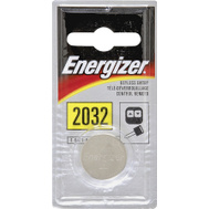 Energizer ECR2032BP Batt Li Watch & Calculator 3V