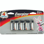 Energizer 522BP-4H Ener 4 Pack 9 Volt Battery