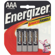 Energizer E92BP-4 Alkaline Aaa Batteries Pack Of 4