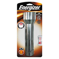 Energizer ENML2DS Flashlight 6Led Alum 2D Gray