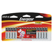 "Energizer E92LP-16 Max 16 Pack""Aaa"" Battery"