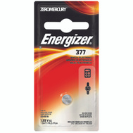 Energizer 377BPZ ENER 1.5V Watch Battery