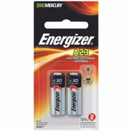 Energizer A23BPZ-2 Battery No-Mercury A23 12 Volt