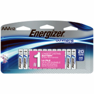 Energizer L92SBP-12 Batteries 3Aaa 12Pack 12 Pack
