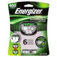 Energizer ENHDFRLP Headlight Rechargeable W/Batt