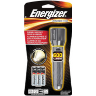 Energizer ENPMHH62 Flashlight Metal W/6-Aaa Batt