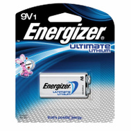 Energizer L522BP Battery Advanced Lithium 9Volt