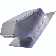Lambro 107 Range Hood Roof Cap With Damper
