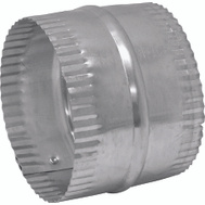 Lambro 246 6 Inch Aluminum Duct Connector
