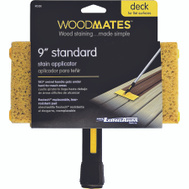 Mr Long Arm 0330 Woodmates 9 Inch Standard Stain Applicator With Swivel Handle